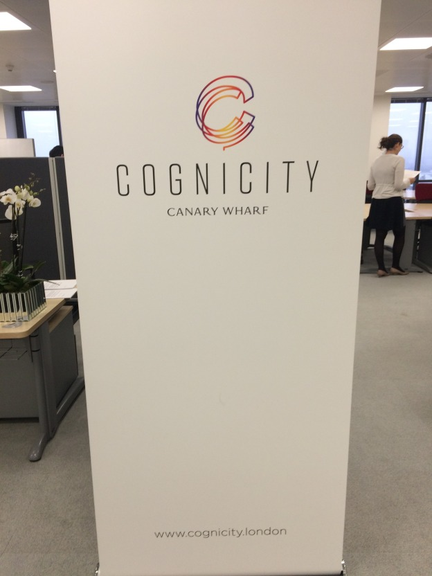 Cognicity – KnowNow's first week