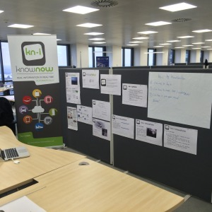 KnowNow Wall at Cognicity