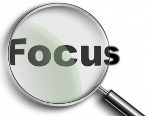 Week 5 @ Cognicity = Focus