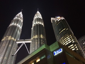 KL by night