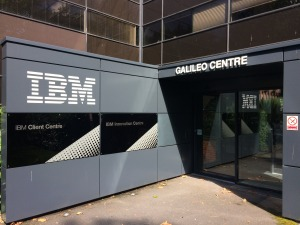 IBM Client Centre, Hursley