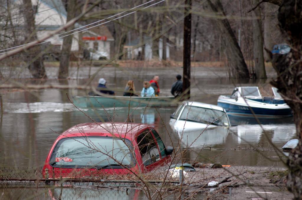 Flooding & Cars