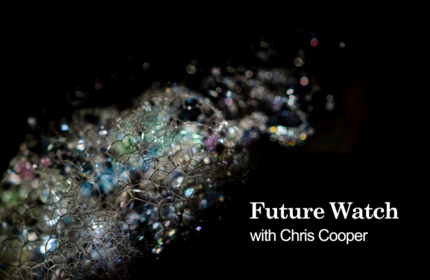 Future Watch with Chris Cooper logo