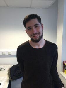 Connor Moore. Apprentice