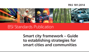 BSI - PAS 181 - Smart City Framework