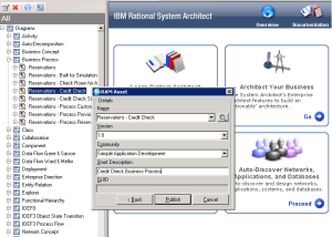 System Architect from Rational