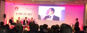 Panel for UK Smart Cities Index