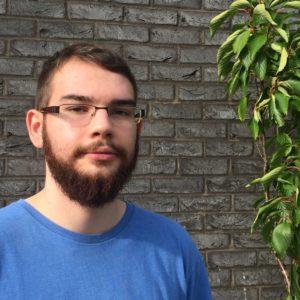 Students Headshot of David Ralph