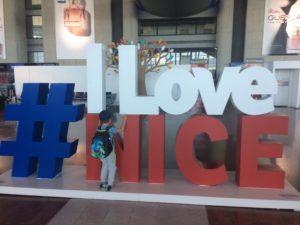 #ILoveNice