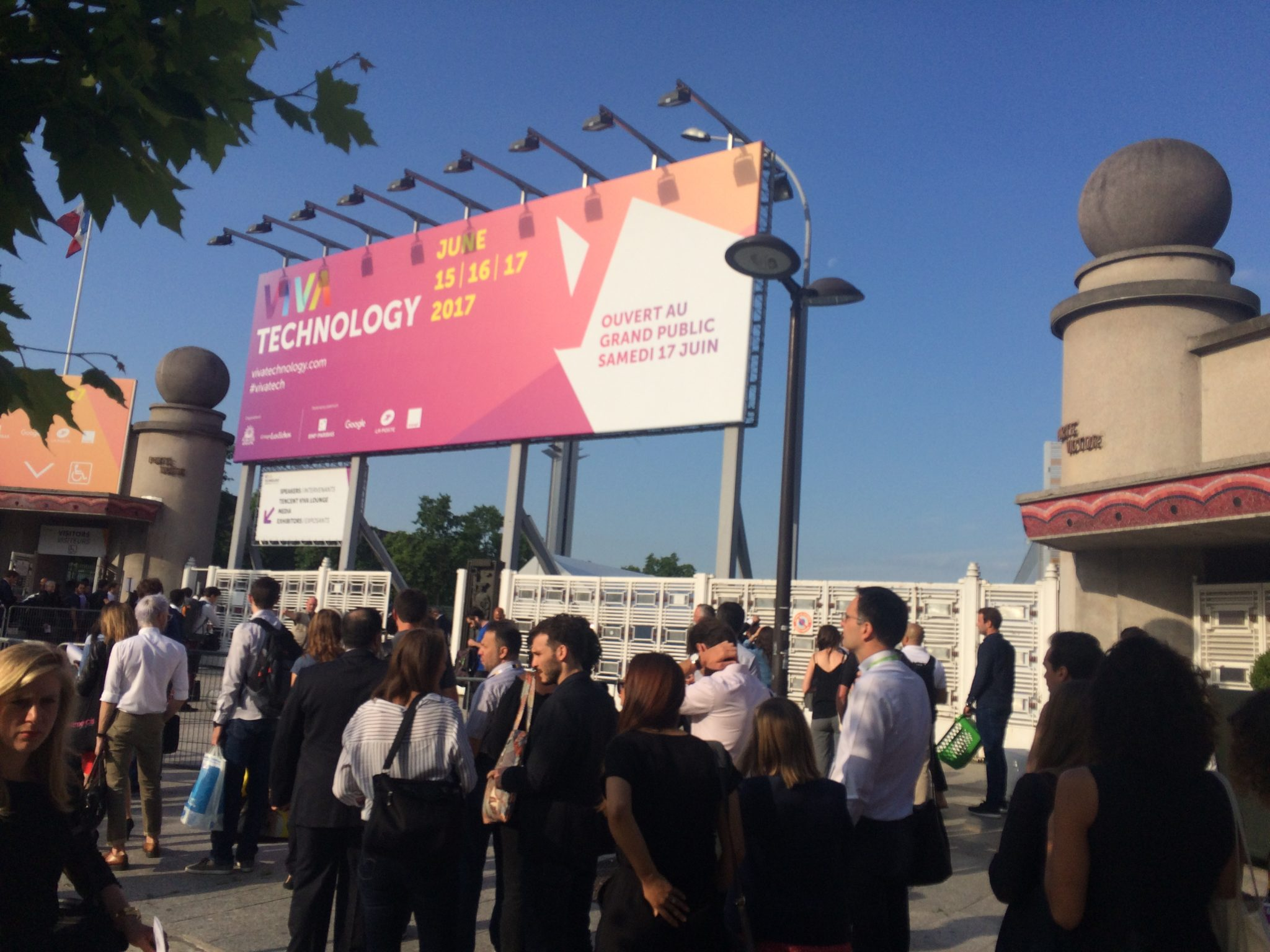 VivaTech Paris – Consentua on tour