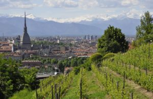 Meet our new placement student Fatima Bel Bahloul - this is where she lives - Photo of beautiful Turin