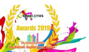 Smart Cities UK Award 2019
