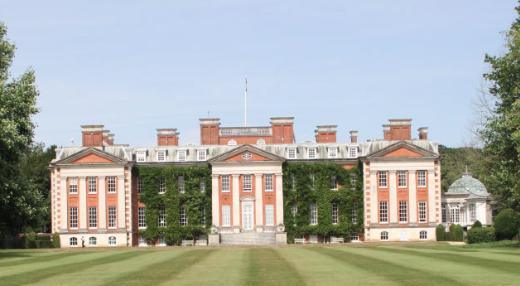 Hursley House - site of the IBM Festival of Innovation