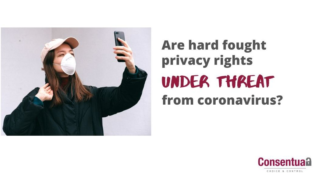 Are privacy rights under threat from Coronavirus?